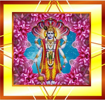 Vishnu Bhagwan Puja Online